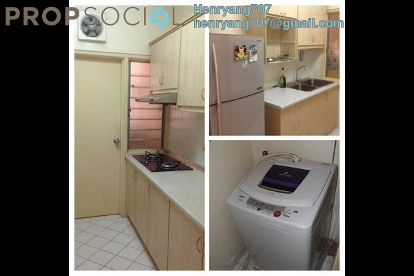 For Rent Apartment at Arena Green, Bukit Jalil Freehold Fully Furnished 4R/2B 1.7k