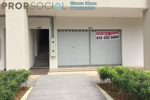For Rent Shop at I Residence, Kota Damansara Leasehold Unfurnished 0R/2B 4k
