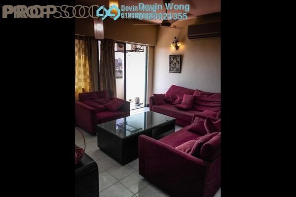 For Sale Condominium at Desa Kiara, TTDI Freehold Fully Furnished 3R/2B 610k