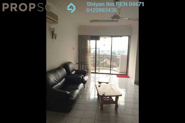 For Rent Condominium at Villa Angsana, Jalan Ipoh Freehold Semi Furnished 4R/3B 1.7k