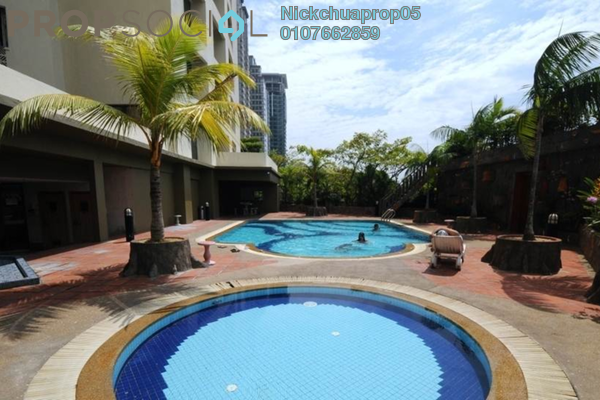 For Rent Condominium at Vista Damai, KLCC Freehold Fully Furnished 3R/3B 4.2k
