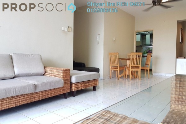 For Rent Condominium at Villa Angsana, Jalan Ipoh Freehold Fully Furnished 3R/2B 1.5k