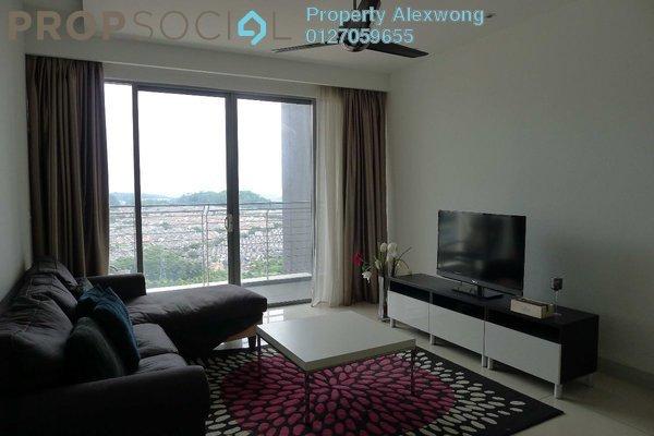 For Rent Condominium at Dex @ Kiara East, Jalan Ipoh Leasehold Semi Furnished 3R/2B 1.8k