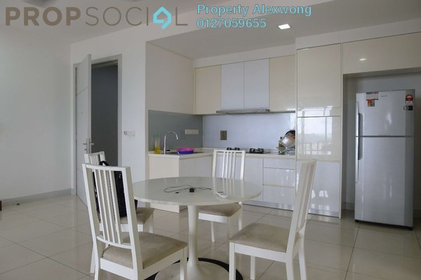 For Rent Condominium at Casa Prima, Kepong Leasehold Semi Furnished 3R/2B 1.75k