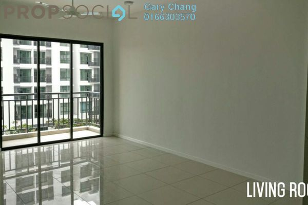 For Rent Condominium at Urbana Residences @ Ara Damansara, Ara Damansara Leasehold Semi Furnished 3R/3B 2.5k
