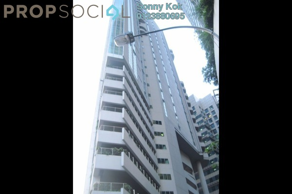 For Rent Office at Plaza Sentral, KL Sentral Freehold Fully Furnished 0R/0B 8k
