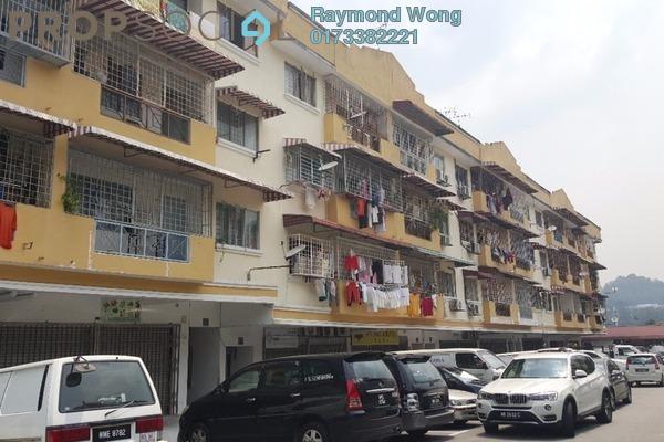 For Sale Apartment at Taman Bukit Teratai, Ampang  Semi Furnished 2R/2B 120k