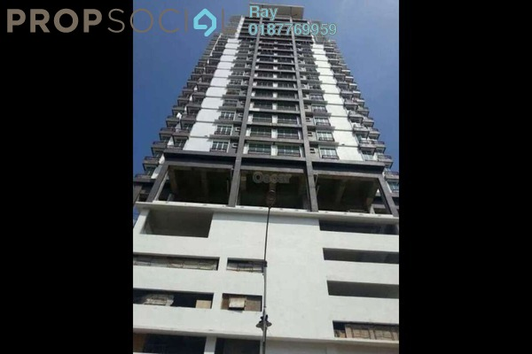 For Rent Condominium at Vue Residences, Titiwangsa Freehold Fully Furnished 3R/2B 3.4k