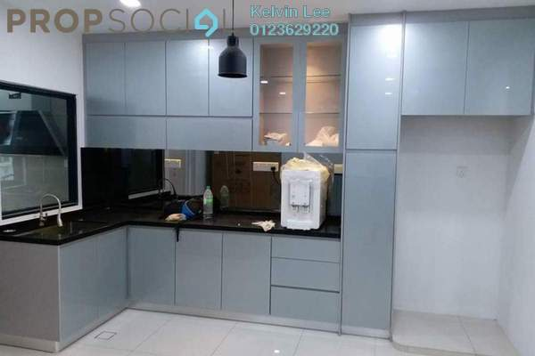 For Rent Condominium at Villa Orkid, Segambut Freehold Fully Furnished 4R/4B 2.4k