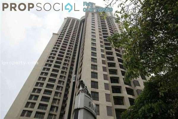 For Rent Condominium at Vista Damai, KLCC Freehold Fully Furnished 2R/2B 2.1k