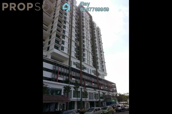 For Rent Condominium at Amaya Maluri, Cheras Leasehold Semi Furnished 1R/2B 1.6k