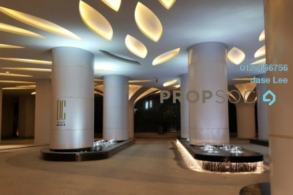 For Rent Condominium at DC Residency, Damansara Heights Freehold Fully Furnished 2R/4B 6.5k