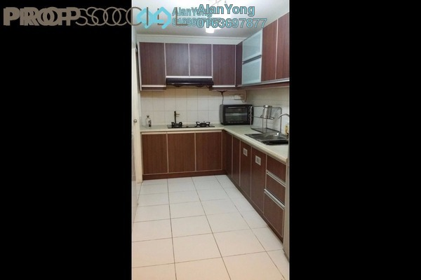 For Rent Condominium at The Saffron, Sentul Freehold Fully Furnished 3R/2B 2.3k