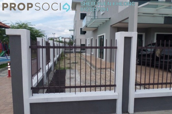 For Sale Terrace at Kinrara KingsGate, Puchong Freehold Unfurnished 7R/6B 2.3m