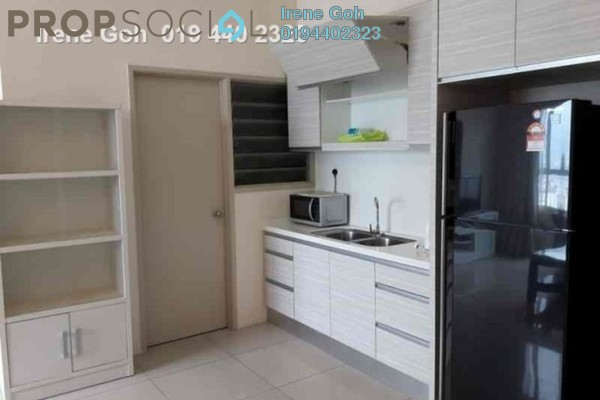 For Rent Condominium at Birch The Plaza, Georgetown Freehold Semi Furnished 2R/2B 2.2k