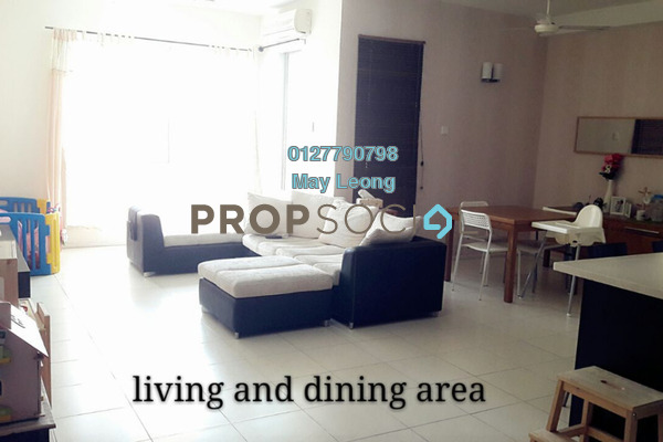 For Sale Condominium at Casa Indah 2, Tropicana Leasehold Semi Furnished 2R/3B 700k