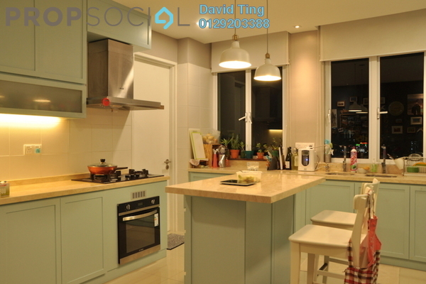For Sale Condominium at Le Yuan Residence, Kuchai Lama Freehold Fully Furnished 3R/2B 1.2m