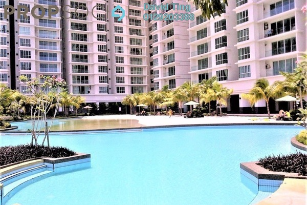 For Sale Condominium at Le Yuan Residence, Kuchai Lama Freehold Unfurnished 3R/2B 948k