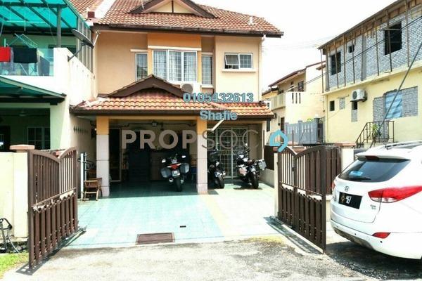 For Sale Terrace at Taman Kinrara, Bandar Kinrara Freehold Semi Furnished 4R/3B 980k