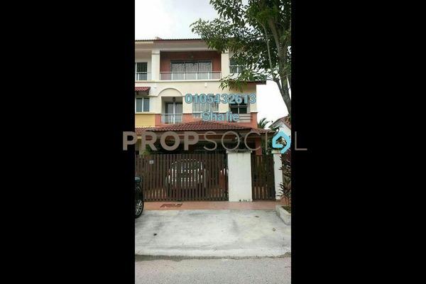 For Sale Terrace at Taman Damai Utama, Bandar Kinrara Leasehold Semi Furnished 5R/4B 1.15m