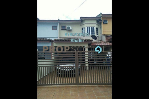 For Sale Terrace at Saujana Puchong, Puchong Freehold Semi Furnished 4R/3B 550k