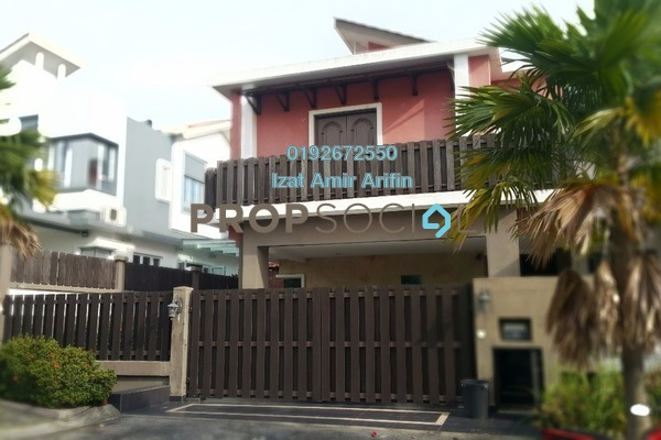 For Sale Semi-Detached at D'Alpinia, Puchong Leasehold Semi Furnished 5R/3B 1.45m