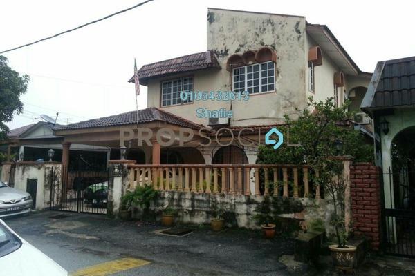 For Sale Bungalow at Taman Batu Muda, Batu Caves Leasehold Semi Furnished 5R/2B 650k