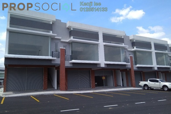 For Rent Shop at C180, Cheras South Freehold Unfurnished 0R/2B 5.5k