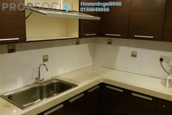 For Rent Condominium at Perdana View, Damansara Perdana Leasehold Fully Furnished 3R/2B 1.7k