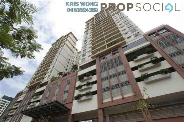 For Rent Condominium at D'Alamanda, Cheras Leasehold Fully Furnished 2R/2B 2k