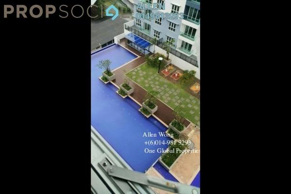 For Sale Condominium at Taman Johor Jaya, Johor Bahru Leasehold Unfurnished 3R/2B 480k