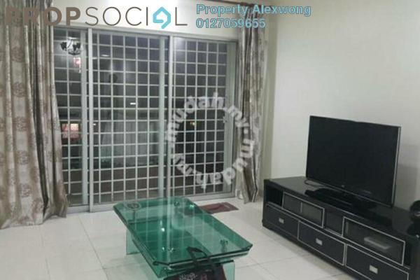 For Rent Condominium at Sri Putramas II, Dutamas Freehold Fully Furnished 3R/2B 1.85k