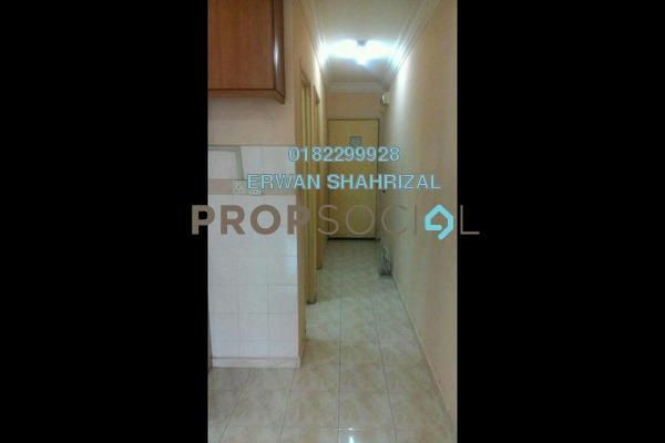 For Sale Apartment at Flora Damansara, Damansara Perdana Leasehold Unfurnished 3R/2B 160k