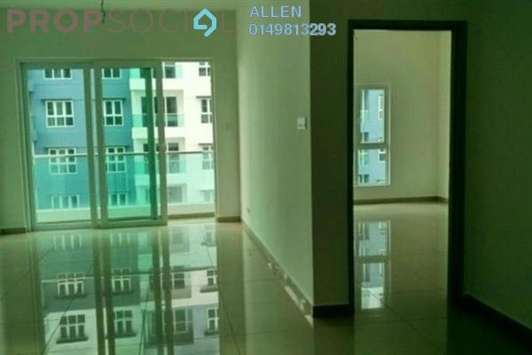 For Sale Apartment at Seasons Tower, Bukit Bintang Freehold Unfurnished 3R/2B 480k
