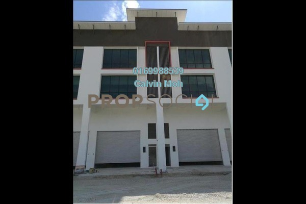 For Sale Factory at LCH Industrial Park, Klang Freehold Unfurnished 1R/2B 1.78m