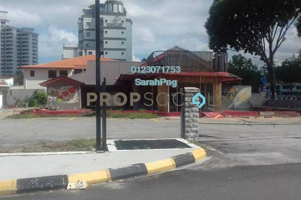 For Rent Bungalow at Pantai Molek, Tanjung Tokong Freehold Unfurnished 0R/0B 20k