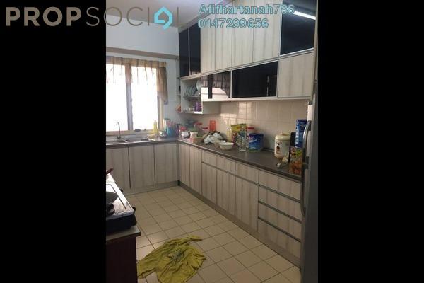 For Sale Apartment at Sri Cempaka Apartment, Kajang Freehold Unfurnished 3R/2B 280k