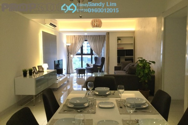 For Sale Condominium at Royalle Condominium, Segambut Freehold Semi Furnished 3R/2B 770k