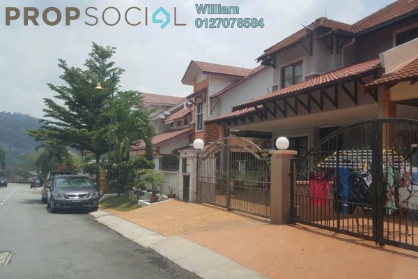 For Sale Semi-Detached at Seri Cempaka, Cheras Freehold Fully Furnished 6R/3B 1.1m