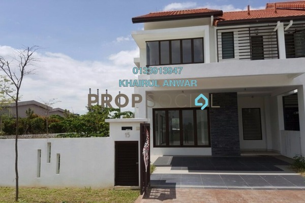 For Sale Terrace at Tenun, Alam Impian Freehold Unfurnished 5R/5B 1.2m