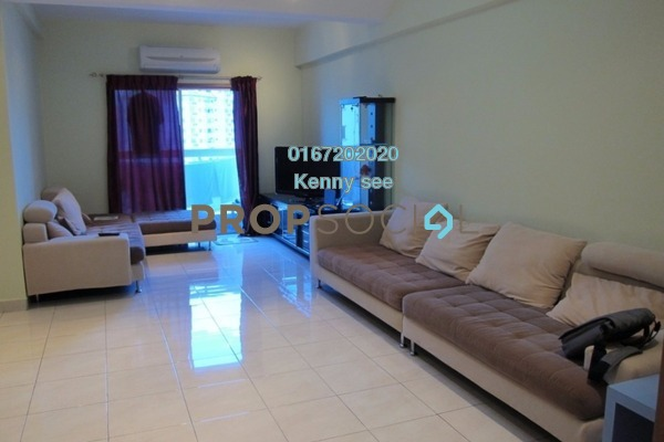 For Sale Condominium at Savanna 1, Bukit Jalil Freehold Fully Furnished 3R/2B 739k