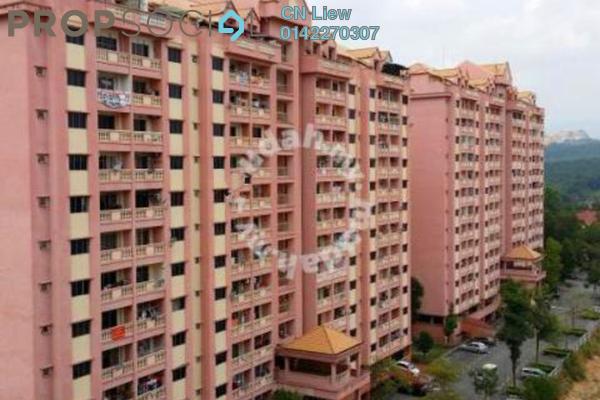 For Rent Apartment at Anggerik Villa 2, Kajang Freehold Unfurnished 4R/2B 800translationmissing:en.pricing.unit