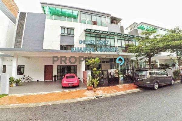 For Sale Terrace at Duta Suria, Ampang Leasehold Semi Furnished 5R/5B 1.85m