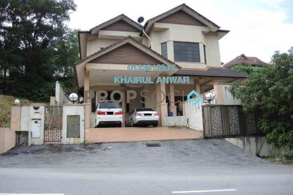 For Sale Bungalow at Section 13, Shah Alam Freehold Semi Furnished 6R/5B 1.75m