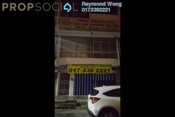 For Rent Shop at Taman Sri Serdang, Seri Kembangan Leasehold Unfurnished 0R/2B 3.2k
