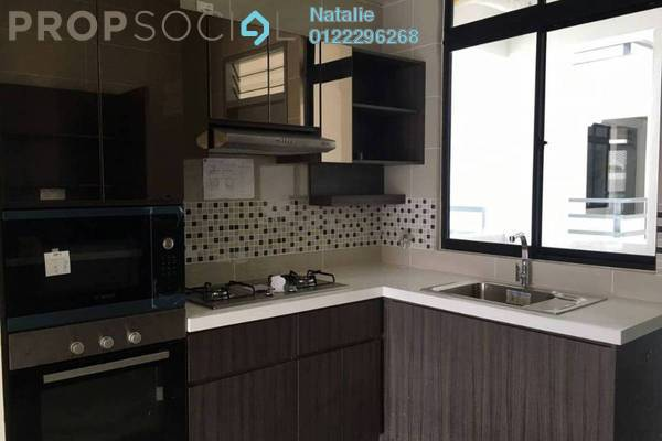 For Rent Condominium at Precinct 15, Putrajaya Freehold Semi Furnished 3R/2B 1.7k