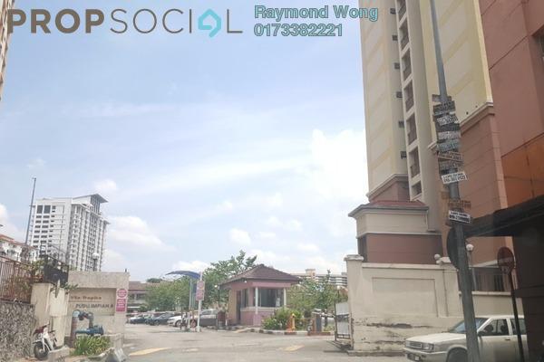 For Sale Condominium at Villa Tropika @ Pudu Impian II, Cheras Leasehold Unfurnished 3R/2B 428k