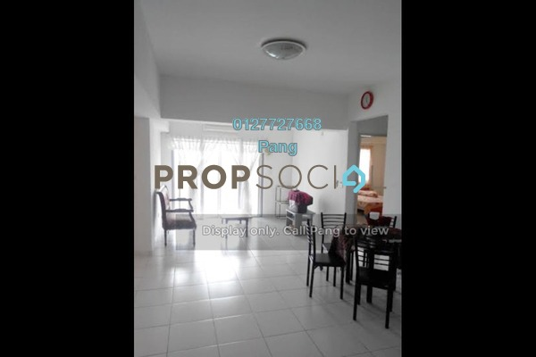 For Sale Condominium at Axis Residence, Pandan Indah Leasehold Semi Furnished 3R/2B 360k
