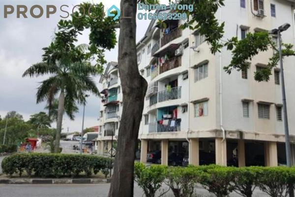 For Rent Apartment at Cheras Perdana Ria, Cheras Freehold Semi Furnished 3R/2B 800translationmissing:en.pricing.unit