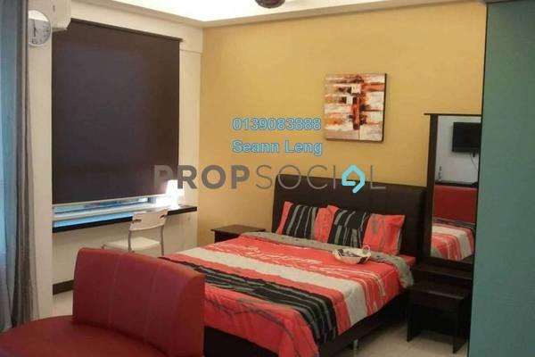 For Rent Condominium at Ritze Perdana 1, Damansara Perdana Leasehold Fully Furnished 0R/1B 1.55k